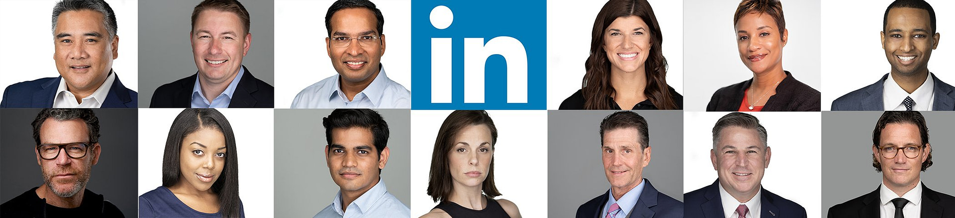 Professional Headshots for Linkedin