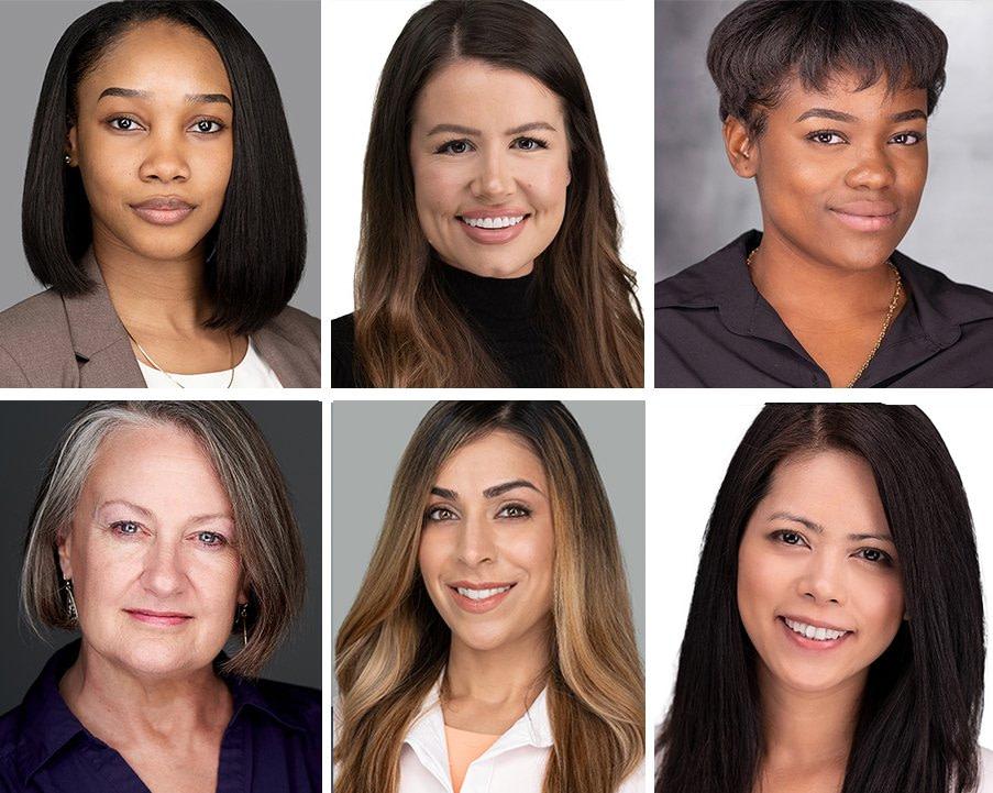 Headshots for professional women =in Atlanta